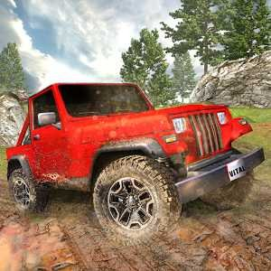 Off Road 4x4 Mountain Driving