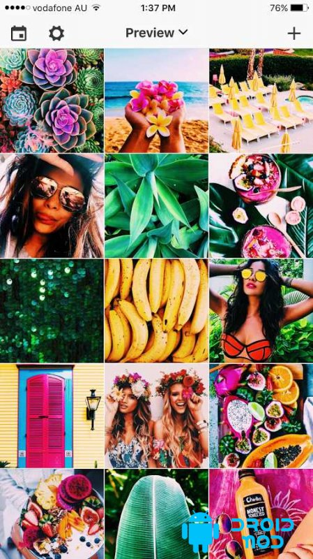 Preview – Plan your Instagram