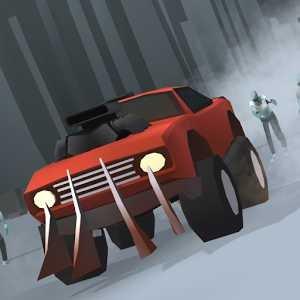 Evil Car: Zombie Apocalypse