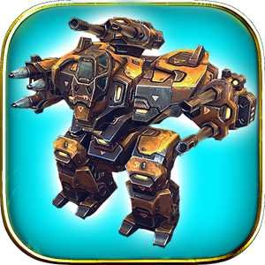 Real Mech Robot – Steel War 3D
