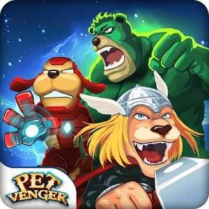 Pet Avenger Candy Superheroes