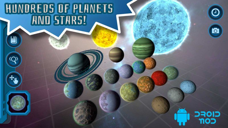 Pocket Universe Sandbox 3D