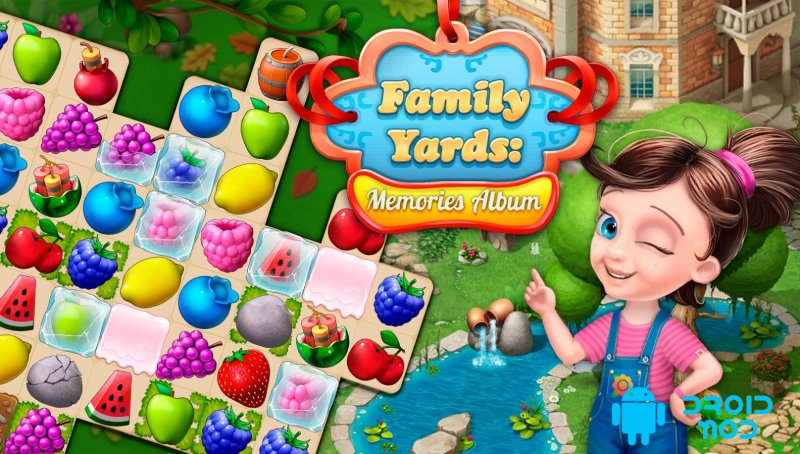 Family Yards: Memories Album