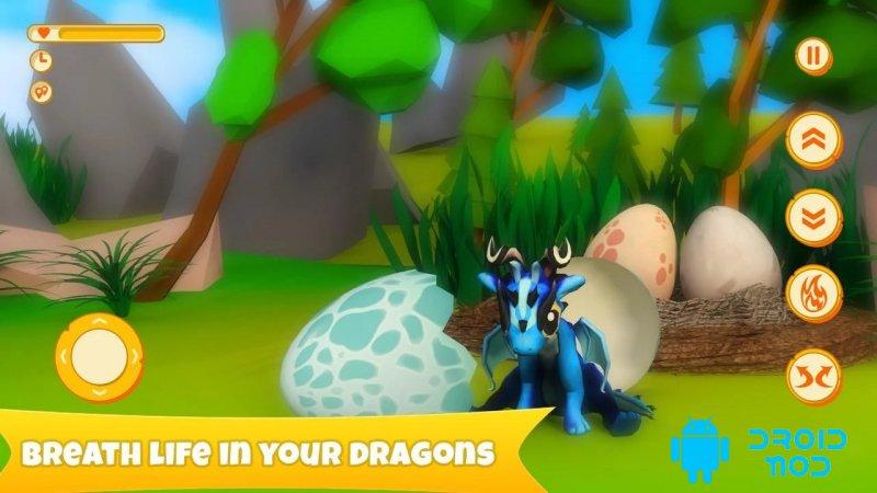 Fly Your Dragon – Simulator