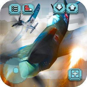 Военые самолеты: строительный авиасимулятор