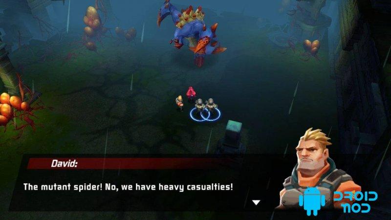 Зомби Commando 3D