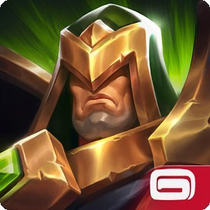 Dungeon Hunter Champions Mobile RPG with MOBA