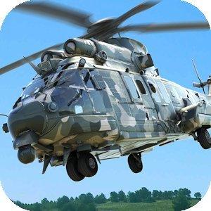 Армия Вертолет Transporter 3D