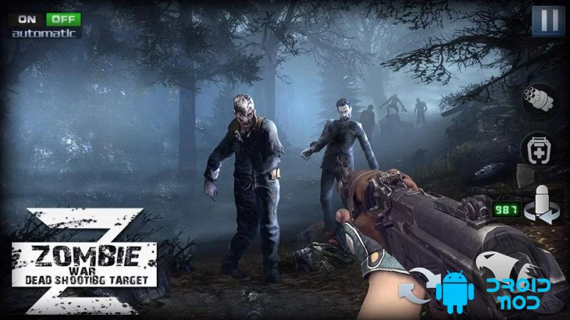 Zombie War Z: Hero Survival Rules