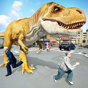 Динозавр моделирование 2017 - Dino город охота