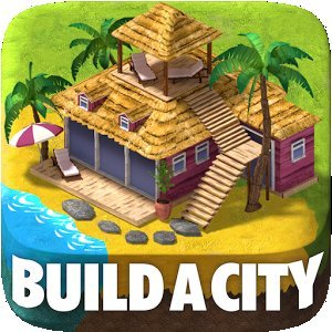 Tropic Town Island City Bay - Paradise Escape Sim