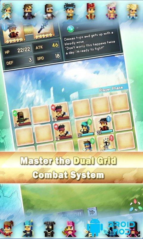 Pocket Pixel RPG: Dragonbolt Vanguard