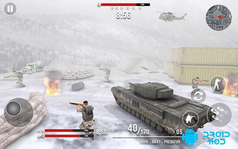 Deadly Assault 2018: Winter Mountain Battleground
