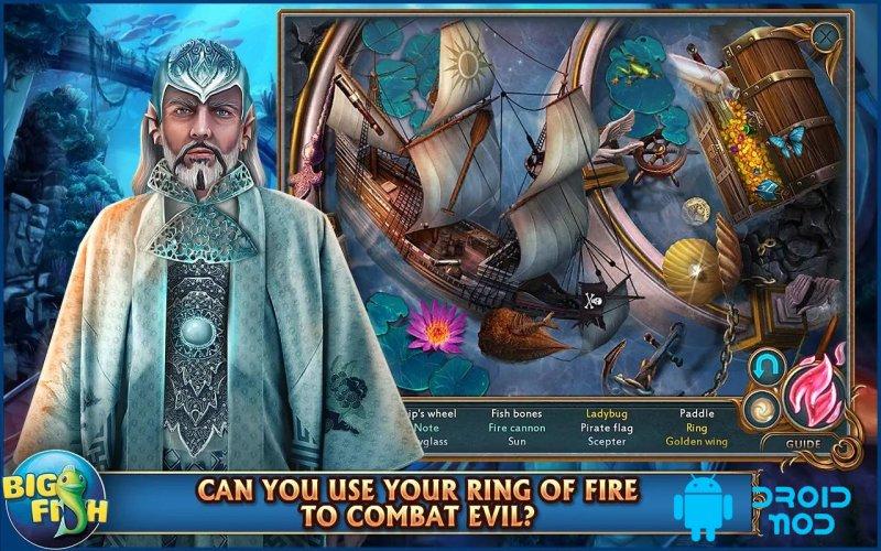 Nevertales: Legends - A Hidden Object Adventure