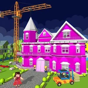 Doll House Design & Decoration 2