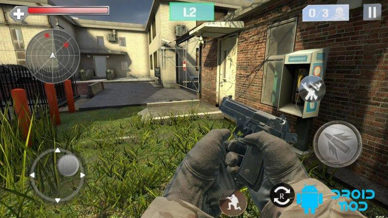 Counter Terrorist SWAT Shoot