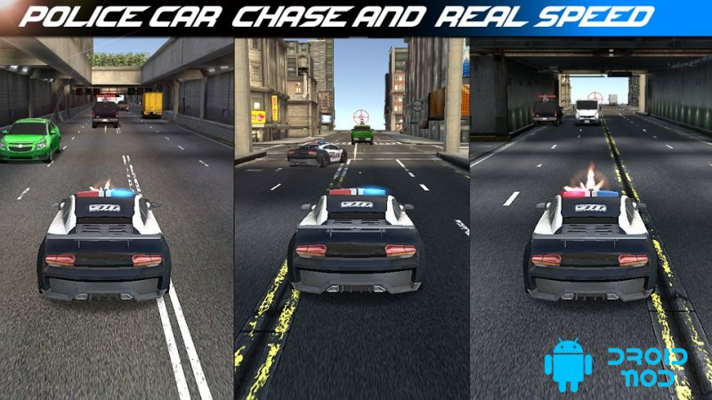 Police Car Chase