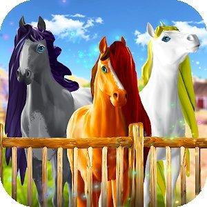 Мой Маленький Табун: Симулятор Ухода за Лошадью