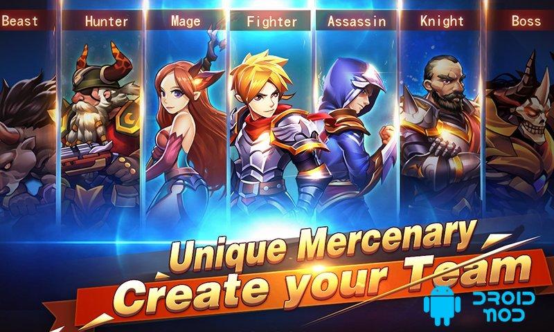 Brave Fighter2: Legion Frontier