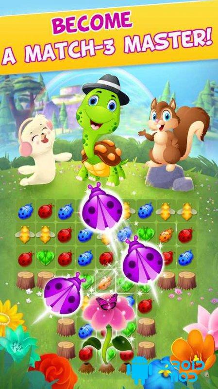 Candy Bug Match 3