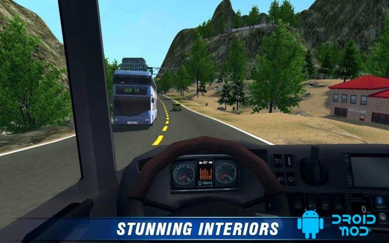 City Bus Coach SIM 2