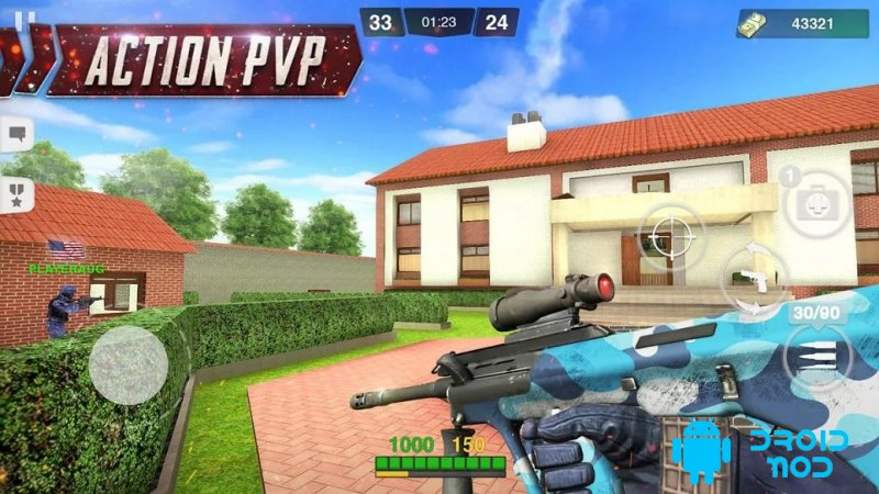 Special Ops: FPS PvP War
