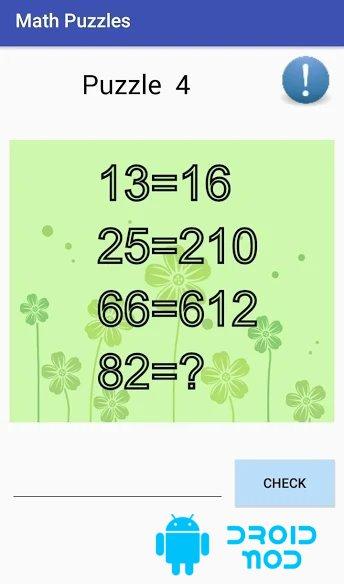 New Math Puzzles 2020 PRO