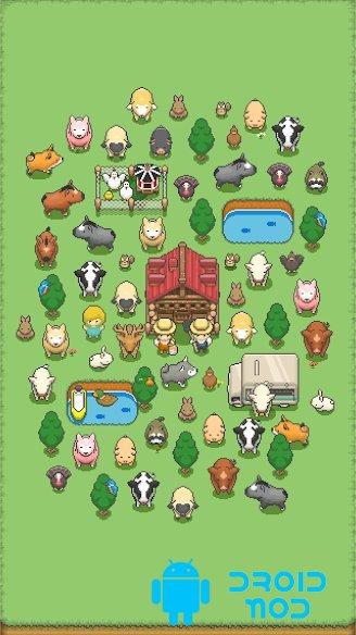 Tiny Pixel Farm - Simple Farm Game