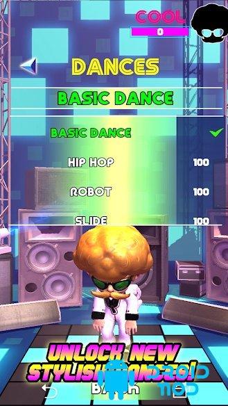 Stack Tap Disco Star