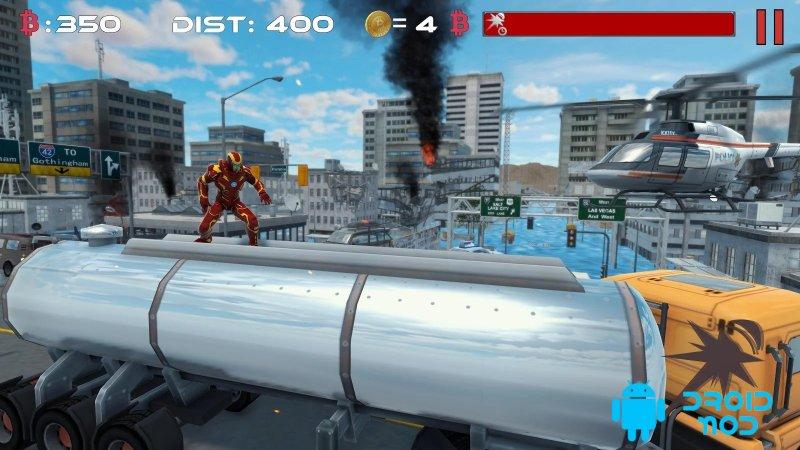 Iron Avenger 2:  No Limits