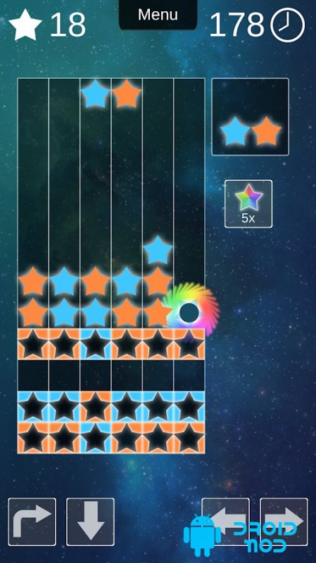 Star fall: a puzzle quest Plus