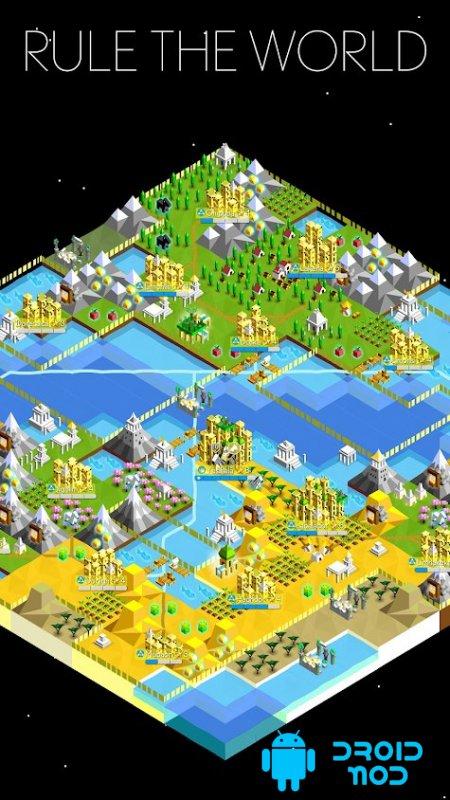 The Battle of Polytopia vMultitopia