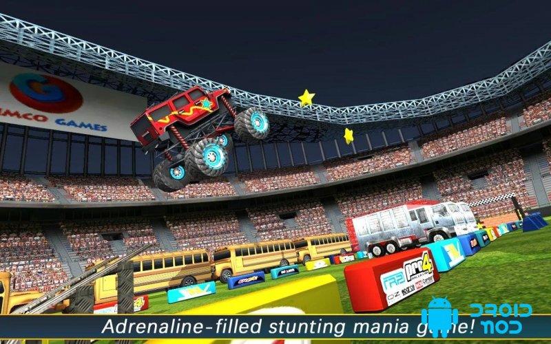 AEN Monster Truck Arena 2017
