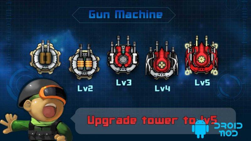 Galaxy War Tower Defense