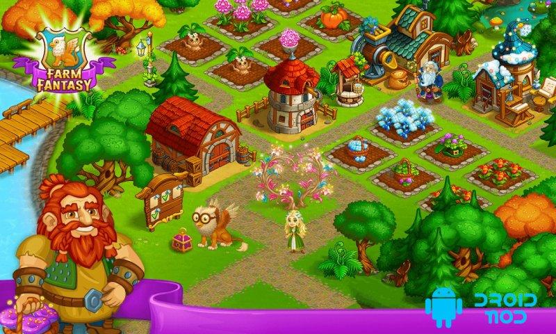 Farm Fantasy: Fantastic Day and Happy Magic Beasts