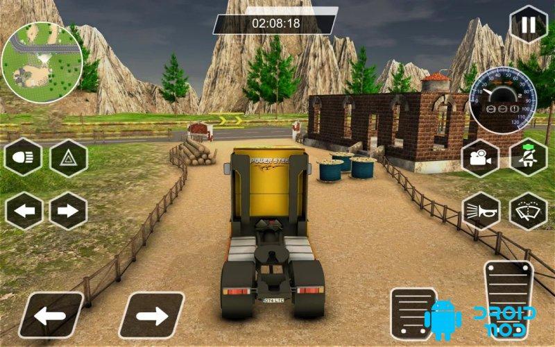 Dr. Truck Driver : Real Truck Simulator 3D
