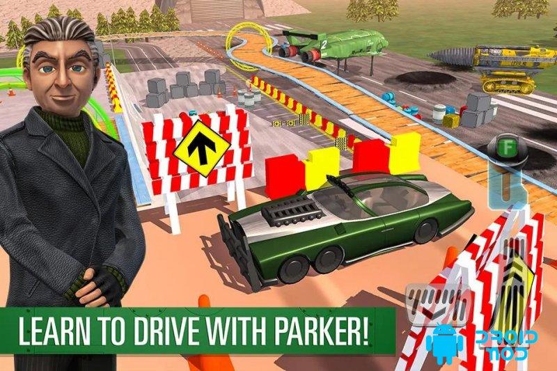 Parker's Driving Challenge