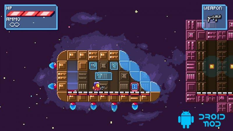 Deep Space   Space-Platformer