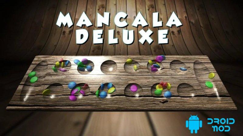 Mancala Deluxe Board Game