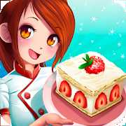 Dessert Chain: Cafe Waitress & Restaurant Chef