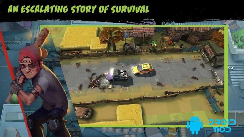 Deadly Convoy: Zombie Defense