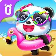 Baby Panda's Summer: Vacation