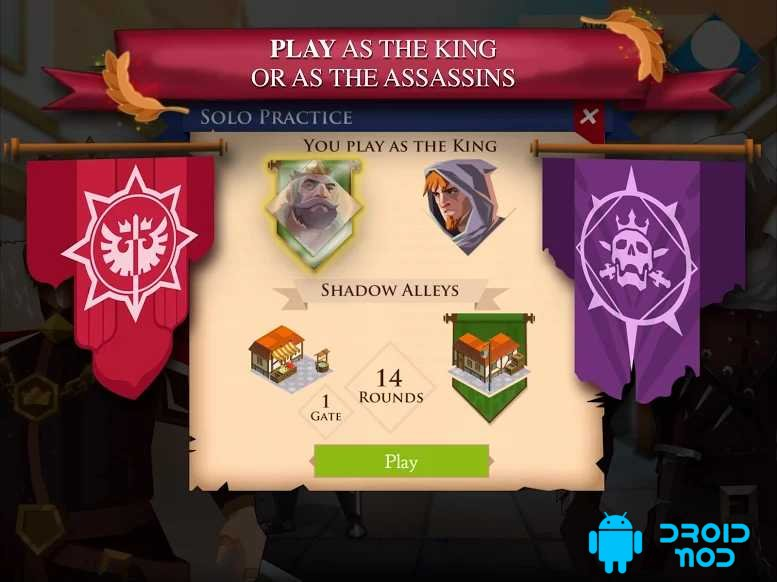 King and Assassins: The Board Game