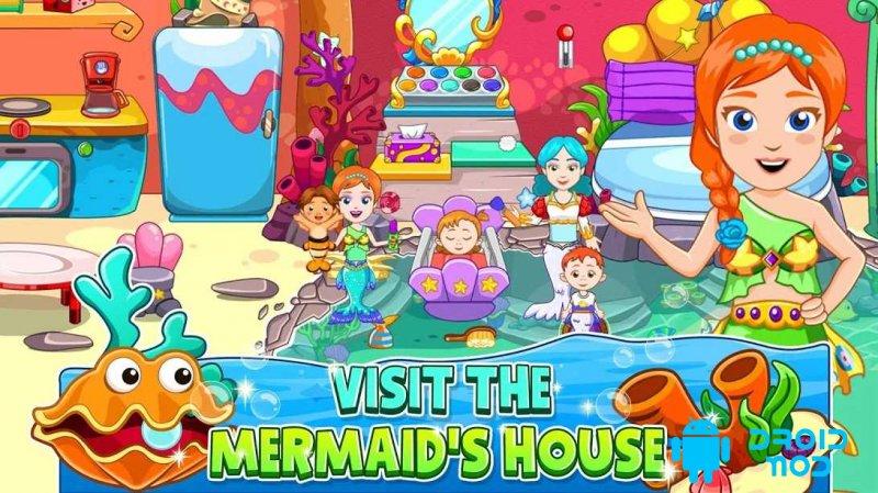 Wonderland : Little Mermaid
