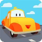 Tom the Tow Truck: Drive in Car City