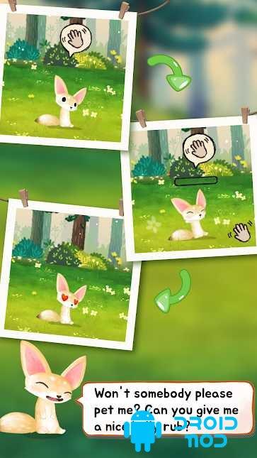 Animal Forest : Fuzzy Seasons