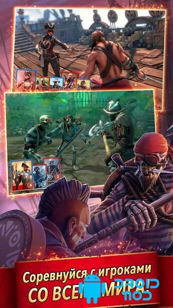 Pirate Tales: Battle for Treasure