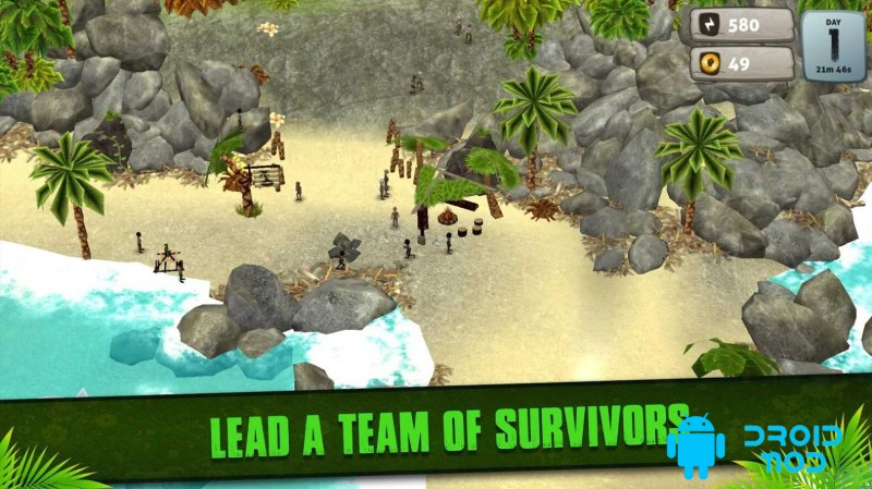 THE ISLAND: Survival Challenge