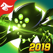 League of Stickman 2019- Ninja Arena PVP(Dreamsky)