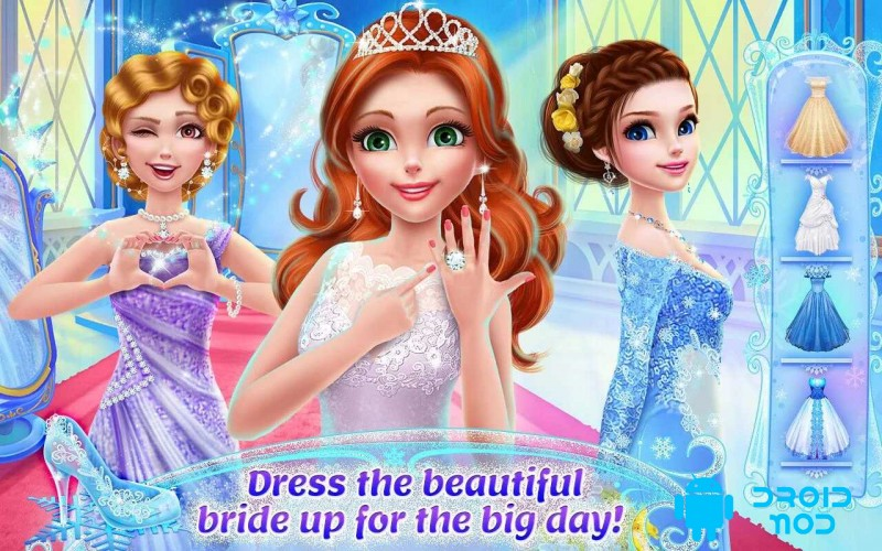 Ice Princess - Wedding Day
